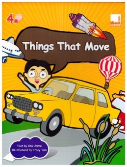 Harga Dickens Flashcards : Things That Move