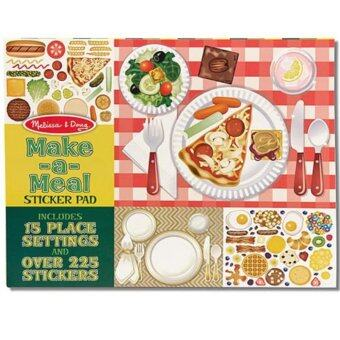 Harga MAKE-A-MEAL STICKER PAD