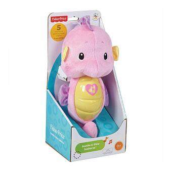 Harga FISHER PRICE OCEAN WONDERS SOOTHE AND GLOW SEAHORSE 100%Authentic/Genuine/Original From Mattel M´SIA