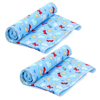 Harga Waterproof Baby Mattress Sheet Protector Bedding Diapering Changing Pads