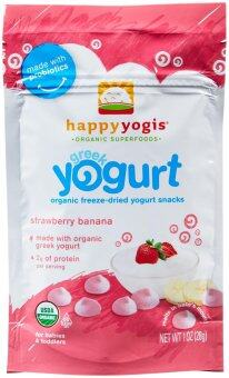 Harga Happy Baby Happy Yogis - Greek Yogurt - Strawberry Banana