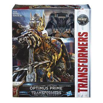 Harga TRANSFORMERS: THE LAST KNIGHT PREMIER ED. LEADER SHADOW SPARK OPTIMUS PRIME