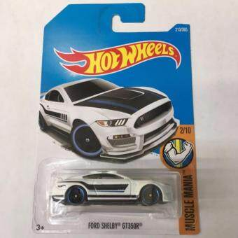 Harga Hot Wheels Ford Shelby Gt350r