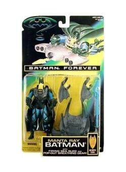 Harga Batman Forever > Manta Ray Batman Action Figure
