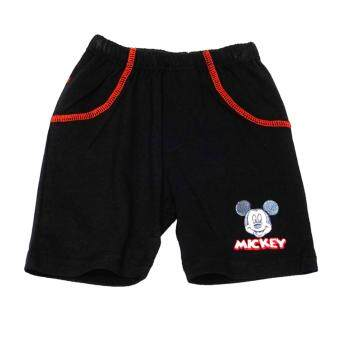 Harga Disney Baby Mickey Knitted Cotton bemuda pants
