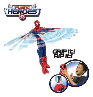 Harga Flying Heroes Spider-Man Action Figure