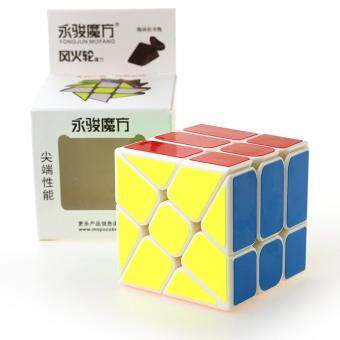 Harga Professional Rubix Cube 3x3x3 Profiled Classic Speed Magic Puzzle Cube Hot Wheel Square King Magic Cube Learning Kids Toys