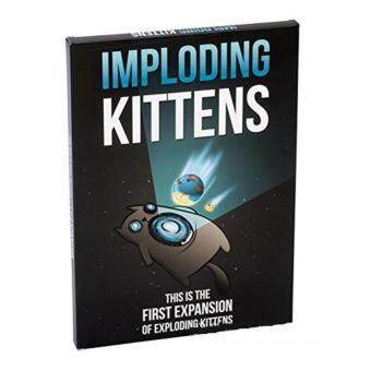 Harga Exploding Kittens: A Card Game About Kittens and Explosions - Extended edition