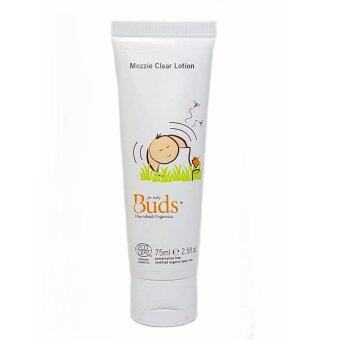 Harga Buds Cherished Organics Mozzie Clear Lotion 75ml