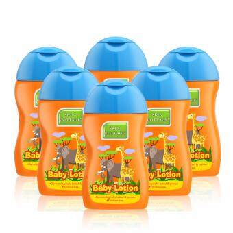 Harga Skin Cottage Baby Lotion 200ml X6 Pack