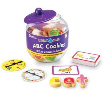 Harga LEARNING RESOURCES ABC Cookies - Goodie Games