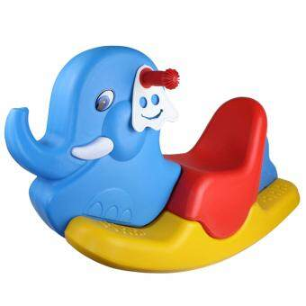 Harga rocking elephant colorful rocking toy elephant rocker kids playground