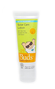 Harga Buds Everyday Organics Solar Care Lotion 75ml