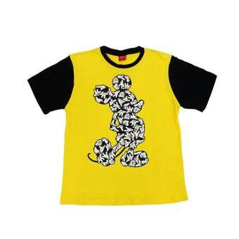 Harga DISNEY MICKEY SHORT SLEEVE TEE (YELLOW)