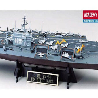 Harga Academy U.S.S Kitty Hawk Model Kit