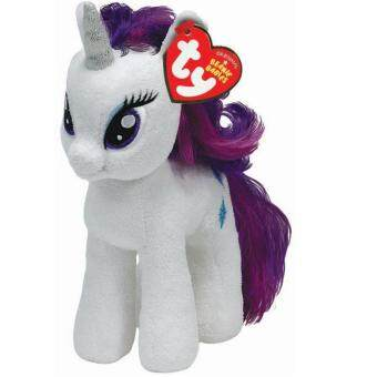 Harga My Little Pony White Rarity Plush Toy Stuffed Toy Doll