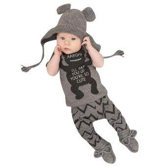 Harga 2016 Baby Boy Clothing Sets