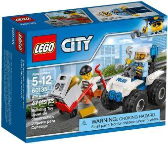 Harga Lego City 60135 ATV Arrest