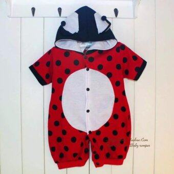 Harga Baby Romper Lady Bird (Red)