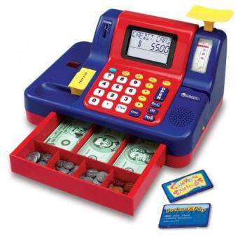 Harga Learning Resources Pretend & Play Teaching Cash Register