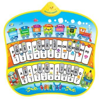Harga Baby English Learning & Musical Playmat For Early Learning Carpet