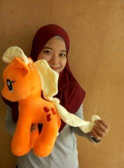Harga My Little Pony Large Size 40cm x 40cm (Orange)