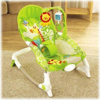 Harga Baby Rocker Bouncer Fisher Price Baby Rocker MultiFunction Walker Chair Baby Stroller Seat -A