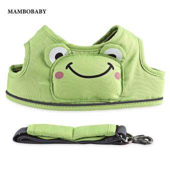 Harga MAMBOBABY Cartoon Design Anti-lost Belt Child Safety Learning Walking Assistant Belt for Toddler