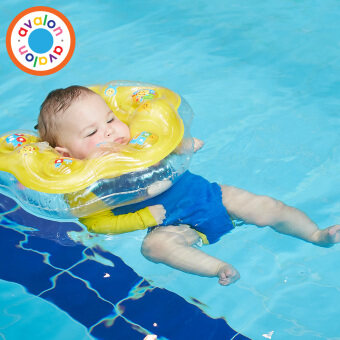 Harga Avalon Non-toxic Neck-ring Baby Float