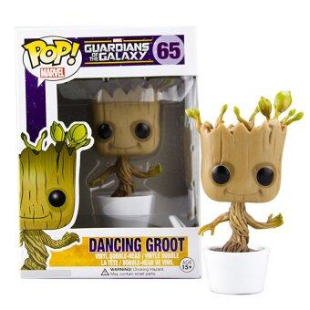 Harga Guardians Of The Galaxy Dancing Groot Action Figure