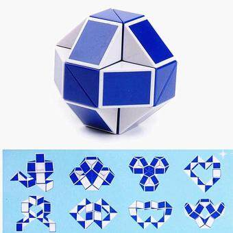 Harga Cube Magic Cubes hand spinner Speed Cubo 5x5x5cm Puzzle Cubes Educational Toys Formal Dedicated Game Cyclone Boys