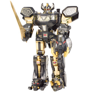 Harga Bandai Mighty Morphin Power Rangers Limited Black Edition Legacy Megazord