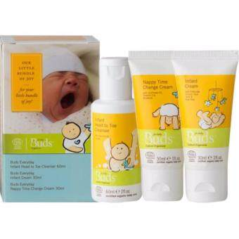 Harga Buds Everyday Organics: Starter Kit