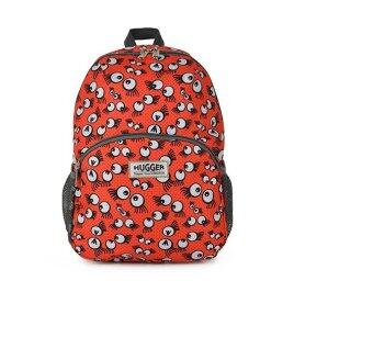 Harga Hugger Totty Tripper Kids' Backpack Googly Eyes Red