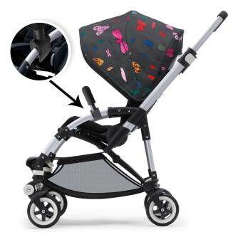 Harga Bar That Fits the Bugaboo Bee, Bee Plus & Bee 3. (Front Facing Only As Seen in Photo) by Neutral