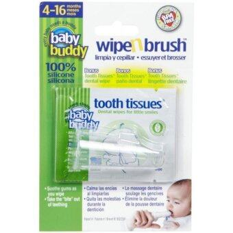 Harga BABY BUDDY WIPE & BRUSH