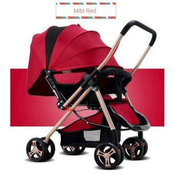 Harga 2 way Facing Baby Stroller
