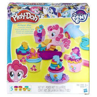Harga Play-Doh My Little Pony Pinkie Pie Cupcake Party