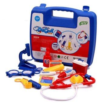 Harga Doctor Playset for Kids (Blue)