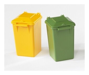 Harga Bruder Accessories Garbage Can Set