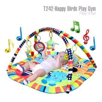 Harga Playmat - Happy Birds Play Gym
