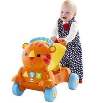Harga Fisher-Price® Stride to Ride® Learning Tiger