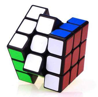 Harga 3x3 Speed Cube Puzzle Magic Cube Magic Cube Stickerless Rubik's cube