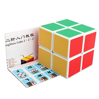 Harga Shengshou Speed Magic Cube 2X2X2
