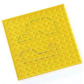 Harga LEARNING RESOURCES Single Sided Geoboard