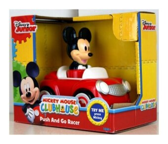 Harga Disneys Mickey Mouse Mouse Push and Go Racer Car