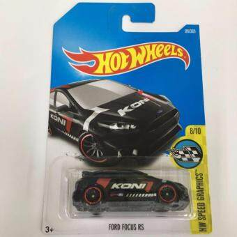 Harga Hot Wheels Ford Focus Rs