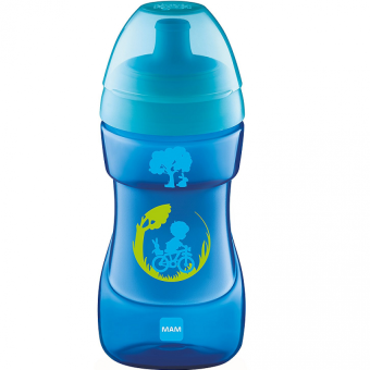 Harga MAM Sports Cup 330ml (Blue)