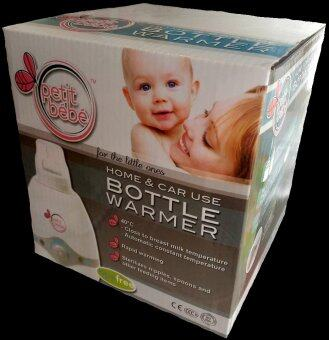 Harga Petit Bebe Home & Car Warmer