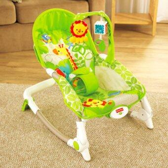 Harga Fisher-Price® Newborn-to-Toddler Rocker